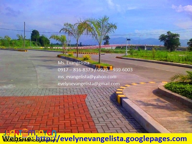 For sale - Woodridge Heights Res. Lot @ P 10,500/sqm.