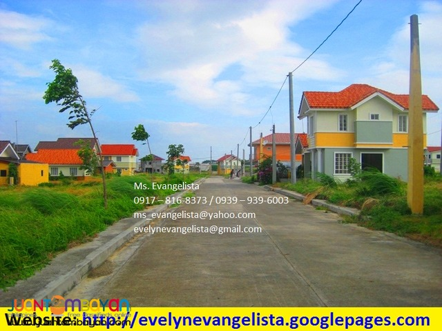 For sale - Ponte Verde Phase 3 Sto. Tomas Batangas @P 4,200/sqm.