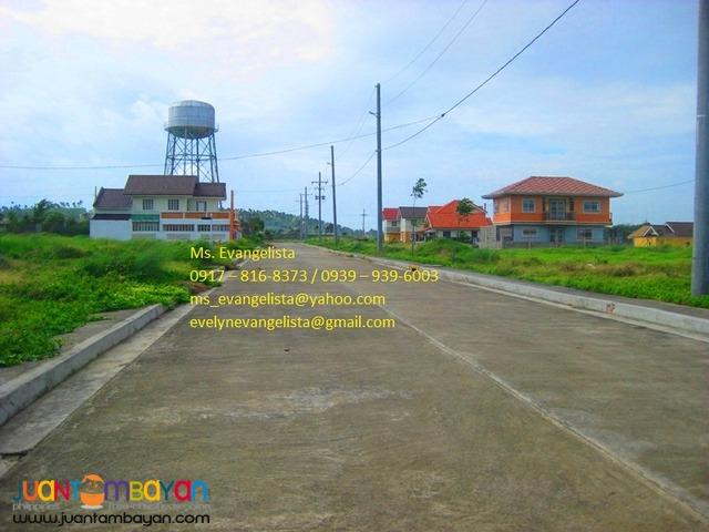 For sale - Ponte Verde Phase 3 Sto. Tomas Batangas @P 4,200/sqm.