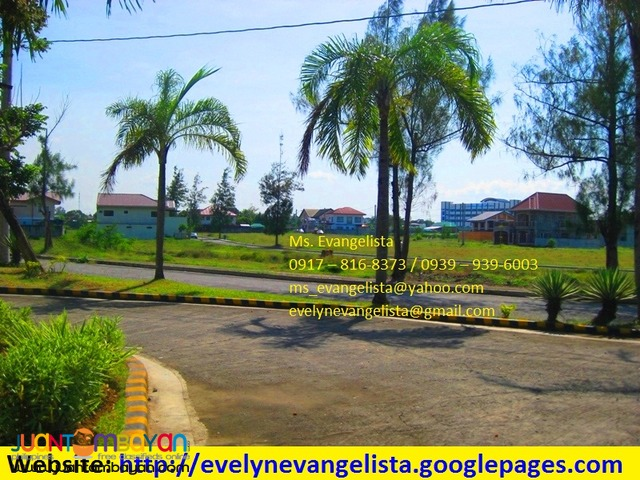 For sale - Southplains Phase 2A2 and 2G @ P 6,000/sqm.