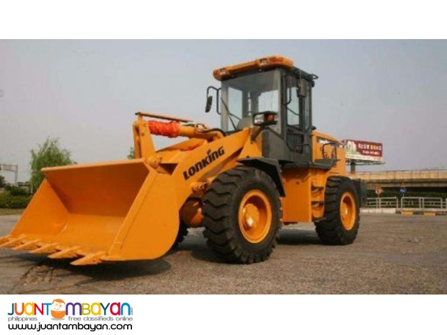 Good as new! Payloader CDM833!