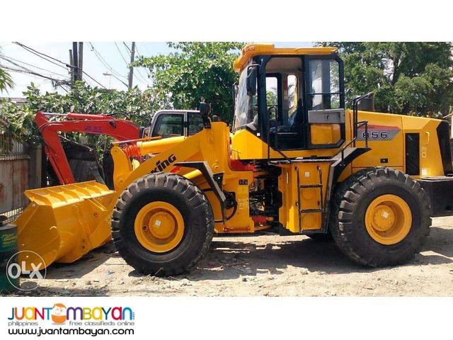 Brand new! Pay loader CDM856
