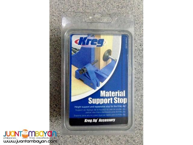 Kreg KJSS Material Support Stop