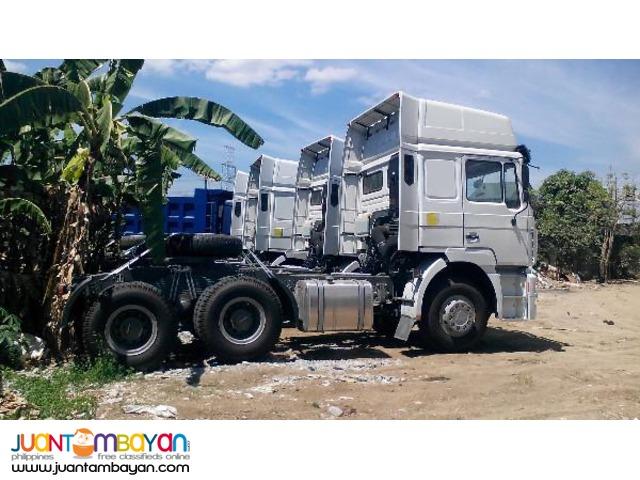 BRAND NEW 10 Wheeler HOKA-H7 Tractor Head, 371HP