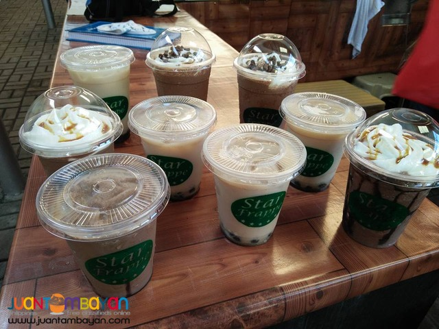 Foss Coffee Star Frappe Franchise P79,000