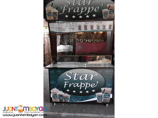 Foss Coffee Star Frappe Franchise P49,000
