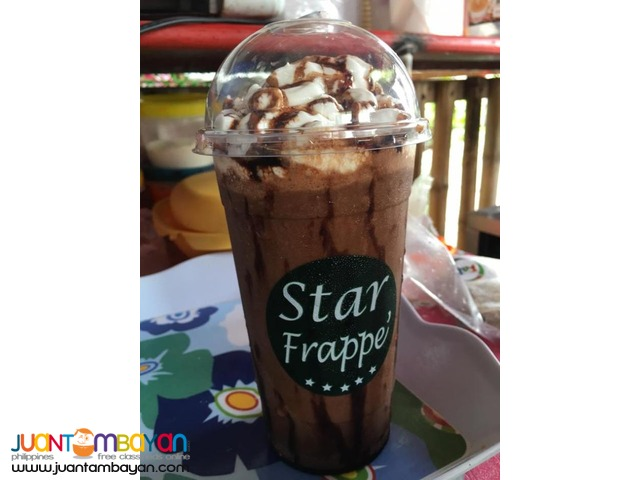 Affordable Frappe' Franchise P79,000