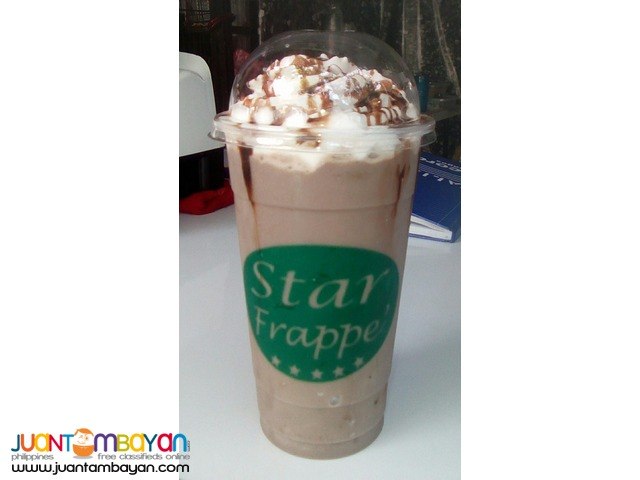 Affordable Frappe' Franchise P99,000