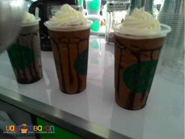 Affordable Frappe' Franchise P49,000