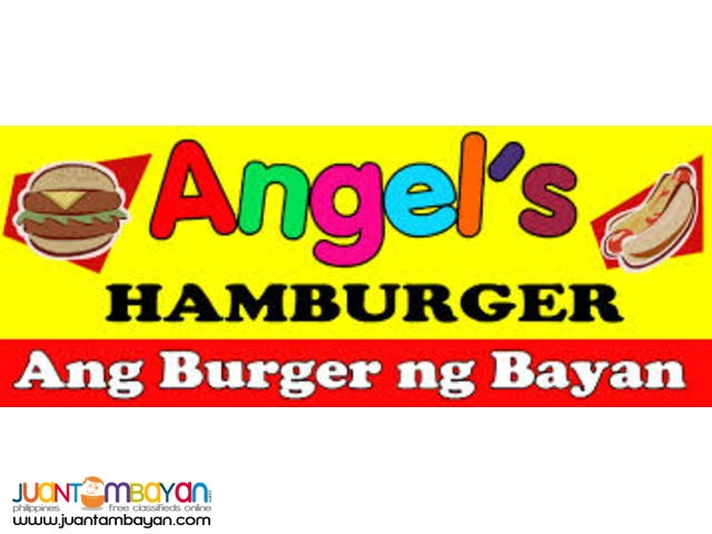 Angels Burger Franchise Details