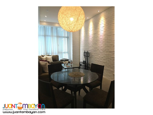 FULLY FURNISHED 2BR UNIT ON URGENT SALE!!! in Sapphire Residences,BGC