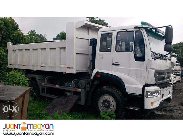 High quality! Sinotruk C5B huang he dump truck!