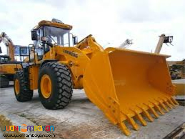 Wheel Loader CDM816 .95m3 Capacity Operating Weight: 5.5Tons