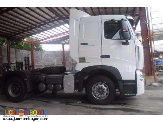 Great sale! 6 wheeler tractor head A7!