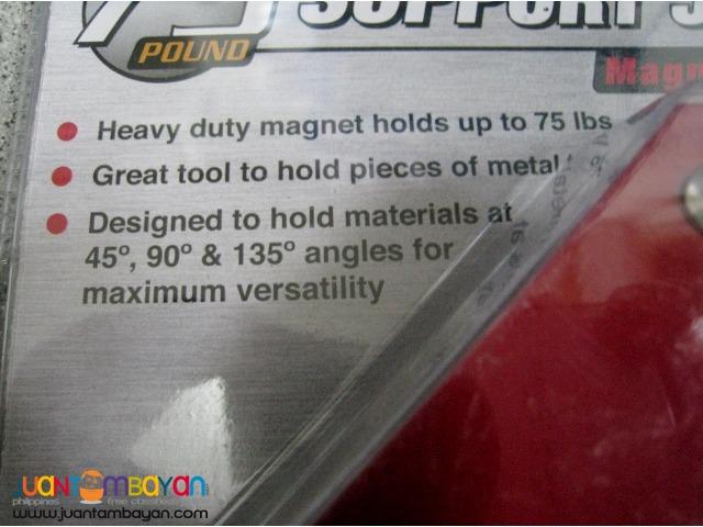 Arrow W41293 75 lb. Welding Magnet