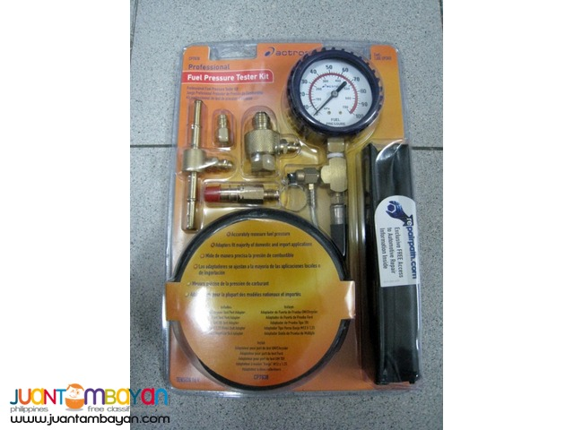 Actron CP7838 Professional Fuel Pressure Tester
