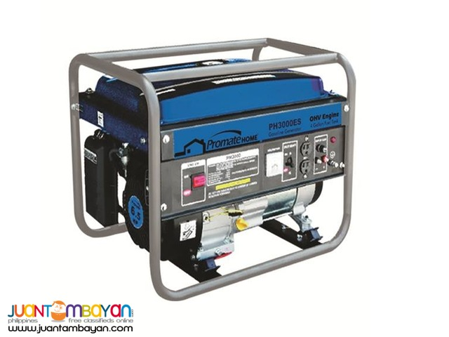 PROMATE  PORTABLE HOME GASOLINE GENERATORS