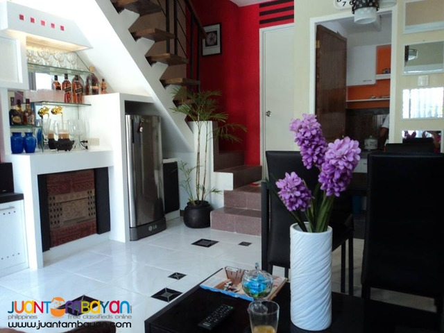 Ready for Occupancy Iloilo City Townhouse, 2BR, 1.9M