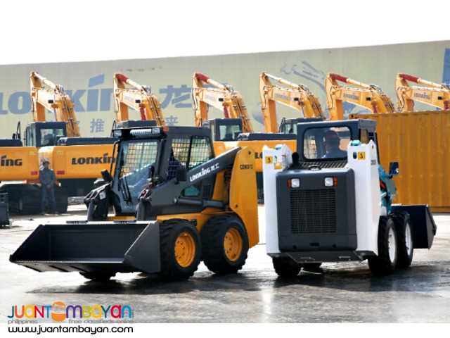 CDM307 Skid Loader 0.43m3 (2.7tons) [Brand New]
