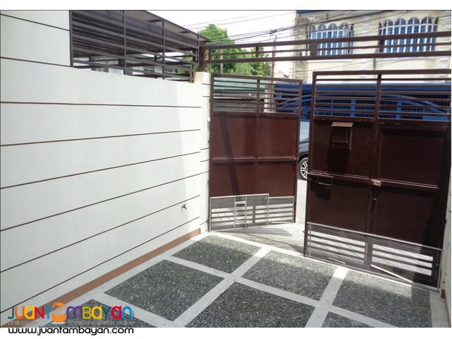 FOR SALE!!! AVAILABLE RFO TOWNHOUSE in Tandang Sora, QC