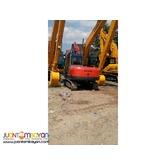 Jinggong JG80 Hydraulic Excavator (.25 to .30 m3)