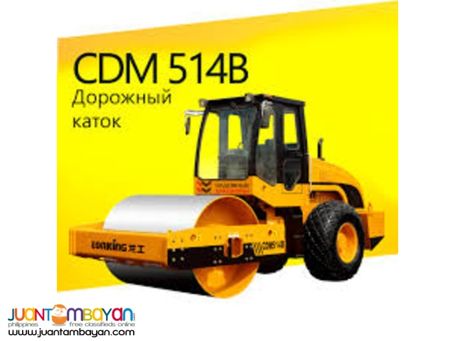 CDM 514B (Yunchai Engine)Operating Weight (14000KG)