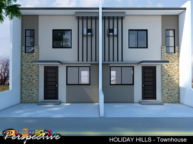 Affordable 3br townhouse in San Pedro Laguna for as low as 2M