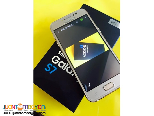 SAMSUNG S7 SUPERKING CELLPHONE / MOBILE PHONE - LOT OF FREEBIES