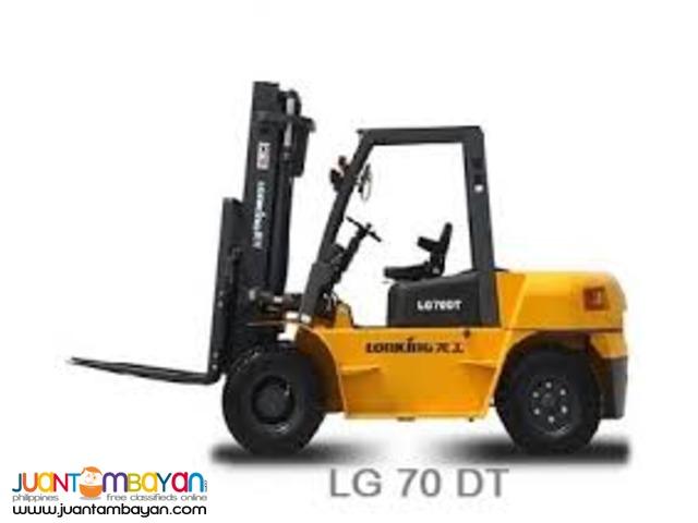 LG70DT Diesel Forklift Engine (7tons)