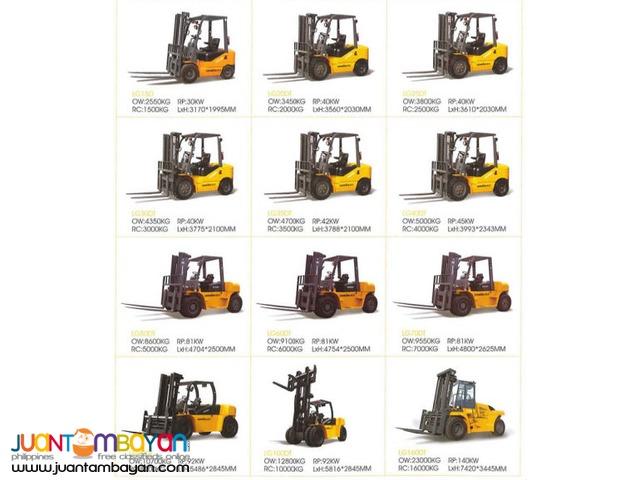LG70DT Diesel Forklift Engine (7tons) (Brand New for Sale)