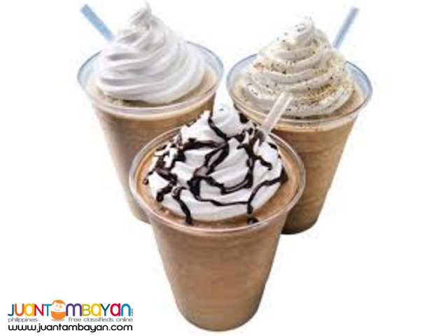 FRAPPEBLEND & COFFEE SHOP FOODCART BUSINESS FRANCHISE