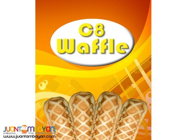C8 WAFFLE FOODCART BUSINESS FRANCHISE