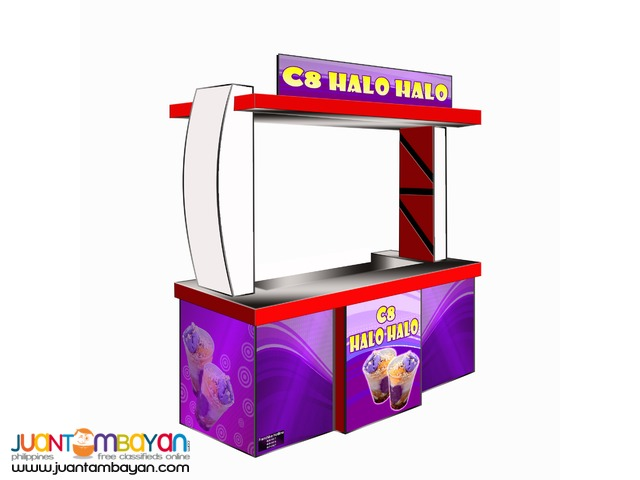 C8 HALO HALO FOODCART BUSINESS FRANCHISE