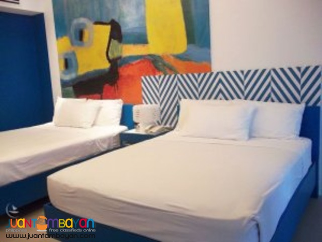 4 nights Boracay Astoria Resort with airfare, Barkada outing