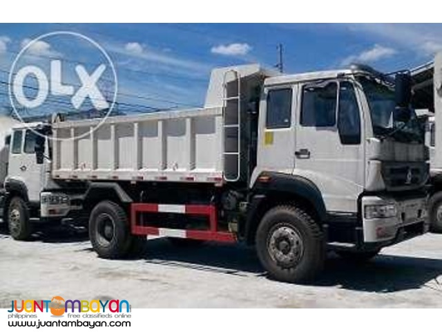 Very Efficient c5b Huang He Dump Truck Brand New!