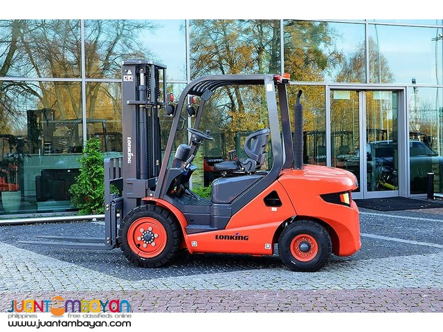 Durable Unit Lonking lg30dt Forklift Brand New