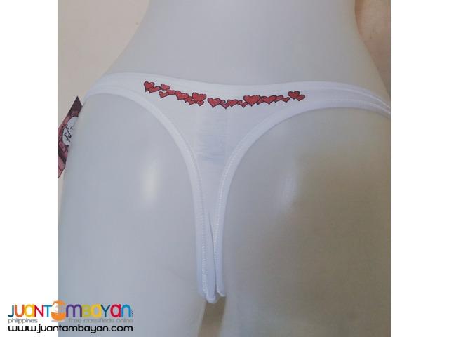 La senza, H&M thong Panty T-back Lingerie