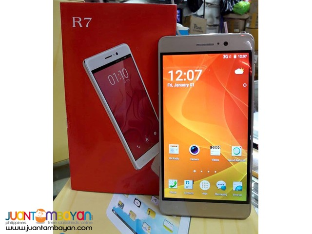 OPPO R7S QUADCORE SUPER METAL SLIM BESTCOPY CELLPHONE