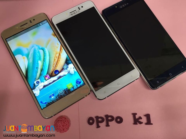OPPO K1 QUADCORE BESTCOPY CELLPHONE / MOBILE PHONE - LOT OF FREEBIES