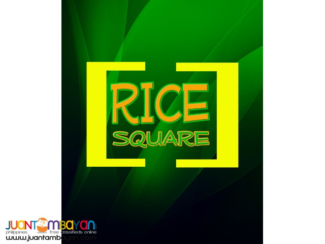 RICE SQUARE FOODCART BUSINESS FRANCHISE