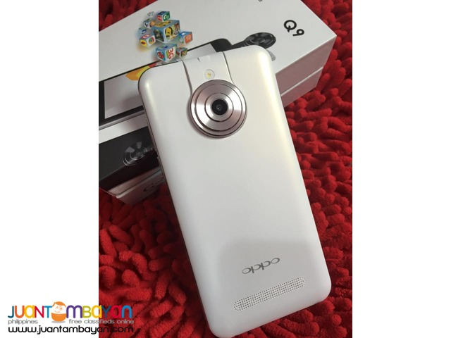 OPPO Q9 WITH SWIVEL CAMERA CELLPHONE / MOBILE PHONE
