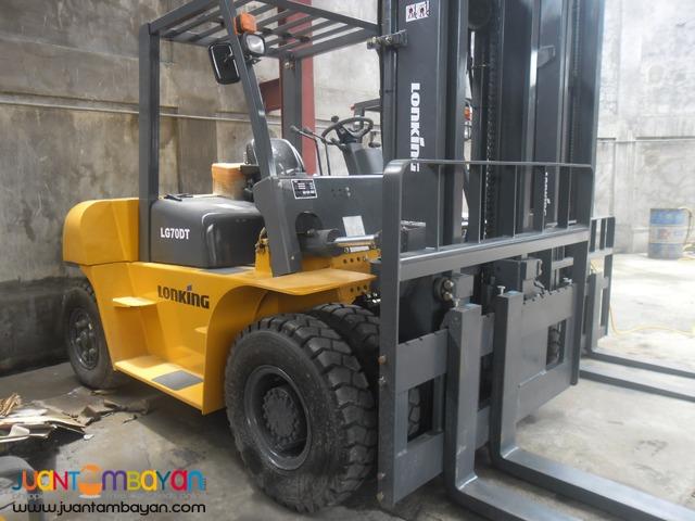LG50DT Diesel Forklift Engine (Rated Capacity(5000kg)