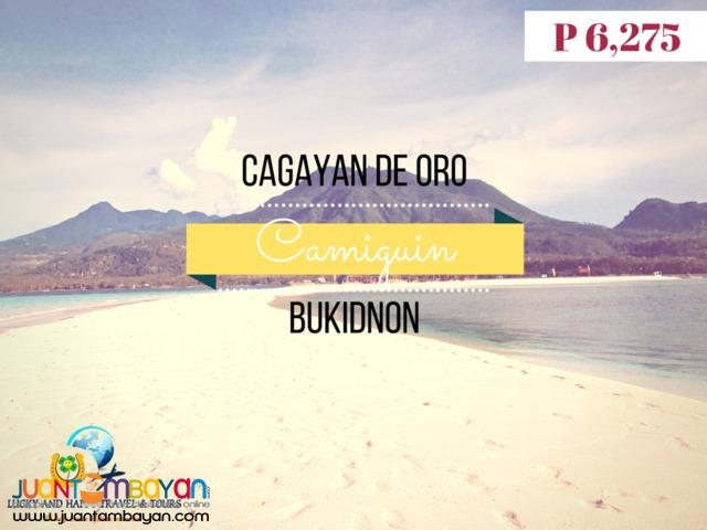 3D2N CDO-CAMIGUIN-BUKIDNON