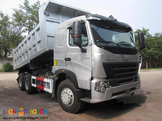 Brand New Unit Howo A7 10 Wheeler Dump Truck