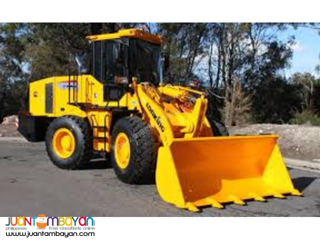 CDM835 Wheel Loader 1.8m3 Capacity