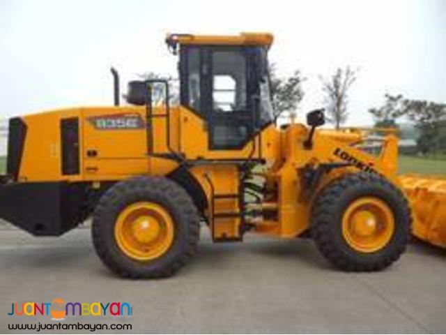 CDM835 Wheel Loader 1.8m3 Capacity