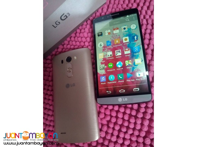 LG G3 SUPERKING CELLPHONE / MOBILE PHONE - LOT OF FREEBIES