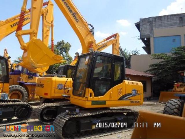 CDM6150 Hydraulic Excavator (0.56m3 Capacity)