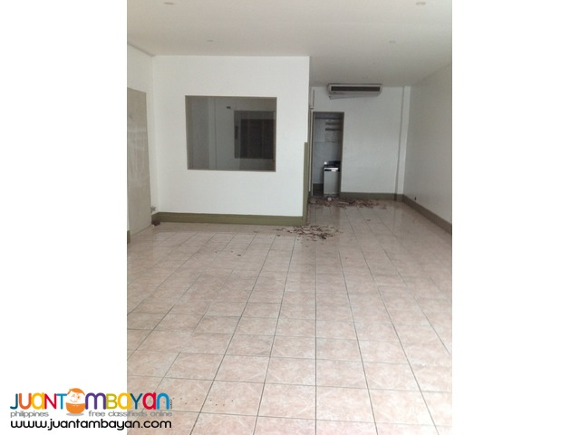 Commercial Space for Rent, Cebu City  Ground floor