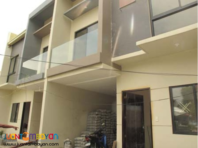 Townhouse for Sale in Kings Point Quezon City 3.9M